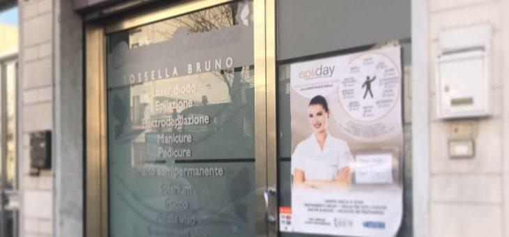 GIORNATA EPILAZIONE presso il nostro centro partner: Centro Estetico Rossella Bruno